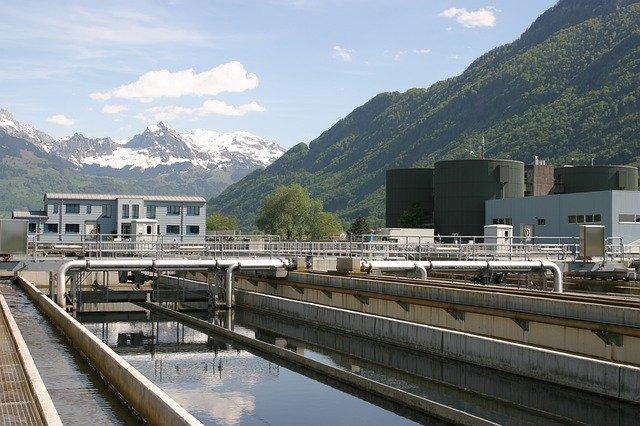 Waste water treatment - Sewage Plant