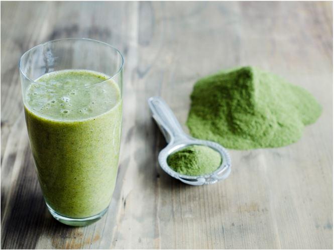 Greens blend - image